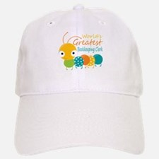 World's Greatest Bookkeeper Baseball Baseball Cap