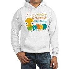 World's Greatest Urban Planner Hoodie