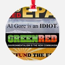 Defund The EPA Ornament
