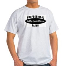 Pro Colby-Jack Cheese eater T-Shirt