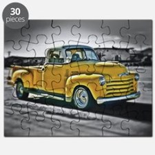 Chevy Pick Up Puzzle