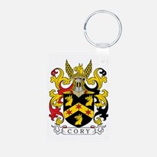 Cory Family Crest Keychains