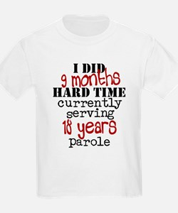 18 Years Parole T-Shirt