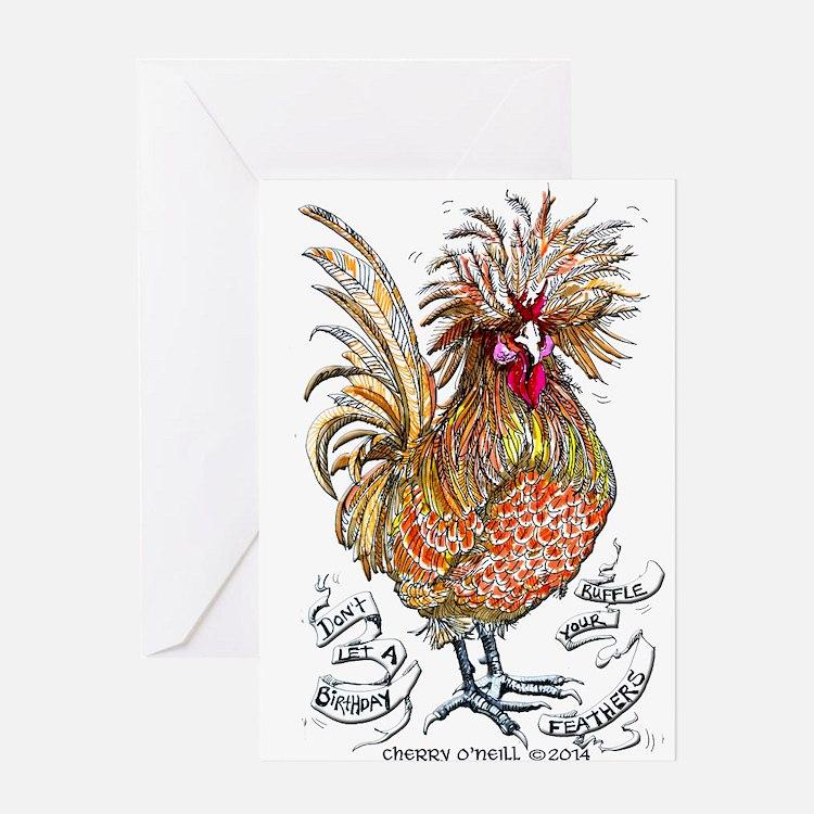 Cute Farm Greeting Card