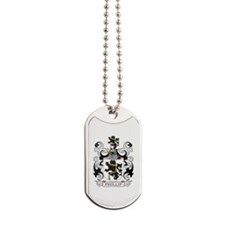 Phillip Family Crest Dog Tags