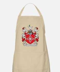 Stowell Family Crest Apron