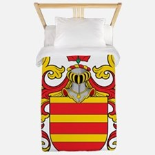 Stowers Family Crest Twin Duvet
