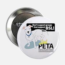 Pit Bull PETA BSL Button
