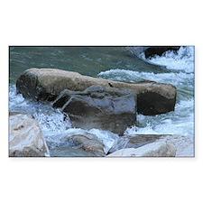 Cute Slippery rock Decal