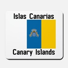 Canary Islands Mousepad