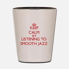 Funny Jazz Shot Glass