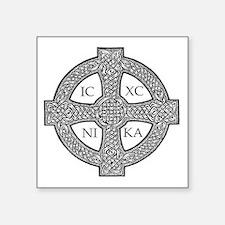 Purdy Cross Sticker