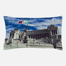 Altare Della Patria Pillow Case