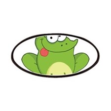 Silly Frog-2 Patches