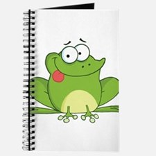 Silly Frog-2 Journal