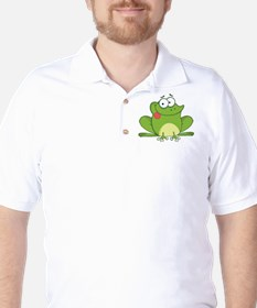 Silly Frog-2 T-Shirt