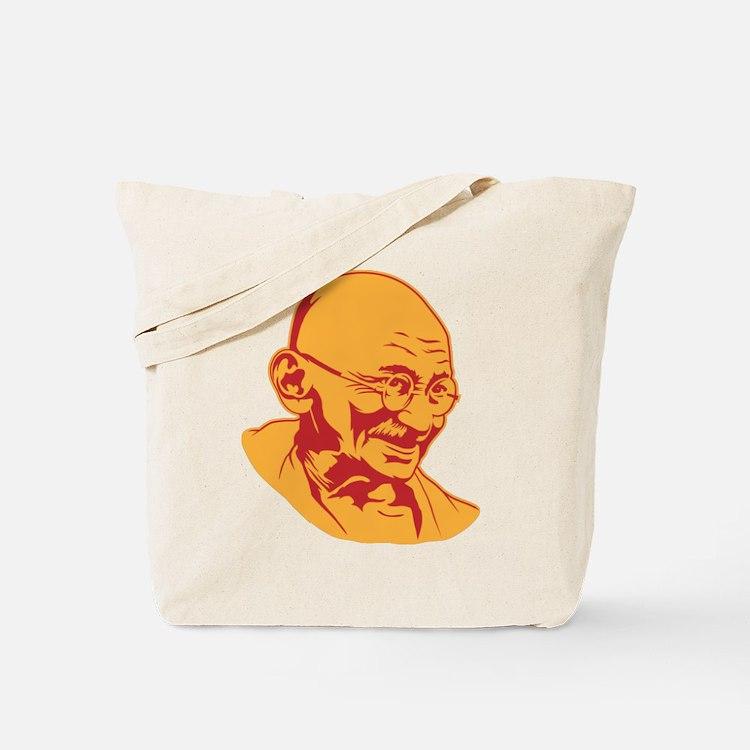 Strk3 Gandhi Tote Bag