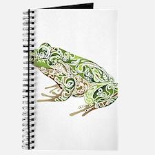 Filligree Frog Journal