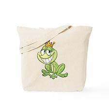 Frog Prince-2 Tote Bag