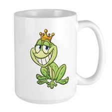 Frog Prince-2 Mugs