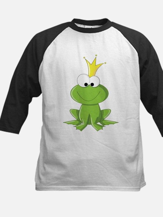 Baby Frog Prince Baseball Jersey