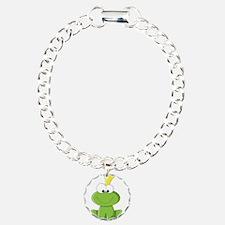 Baby Frog Prince Bracelet