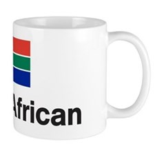 South African Because Mug