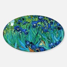 Cute Van gogh the white orchard Decal