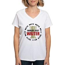 Best Writer Shirt
