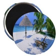 Beach Rest Magnets