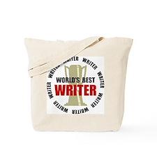 Best Writer Tote Bag