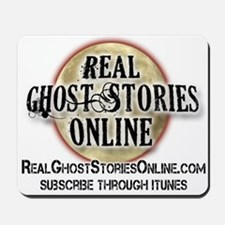 Real Ghost Stories Online Mousepad