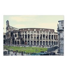 Colluseum Postcards (Package of 8)