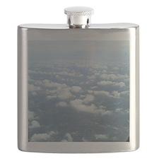 Skyblue Flask