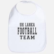 Sri Lanka Football Team Bib