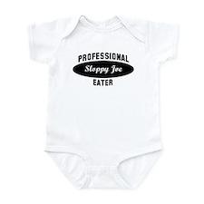 Pro Sloppy Joe eater Infant Bodysuit