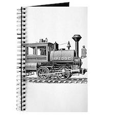 Vintage Steam Locomotive Journal