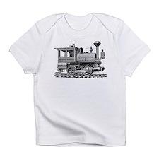 Vintage Steam Locomotive Infant T-Shirt