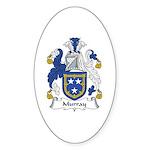 Murray Oval Sticker