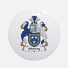 Murray Ornament (Round)