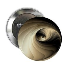 """Cool Abstract spiral 2.25"""" Button"""