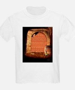 Cask of Amontillado T-Shirt