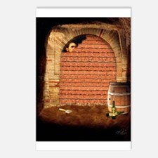 Cask of Amontillado Postcards (Package of 8)
