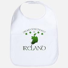 Ireland pride Bib