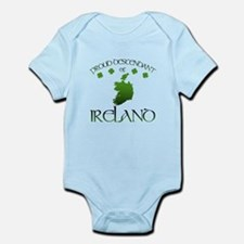 Ireland pride Body Suit
