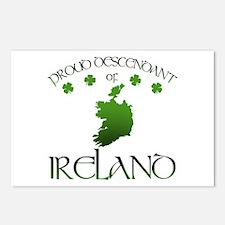 Ireland pride Postcards (Package of 8)