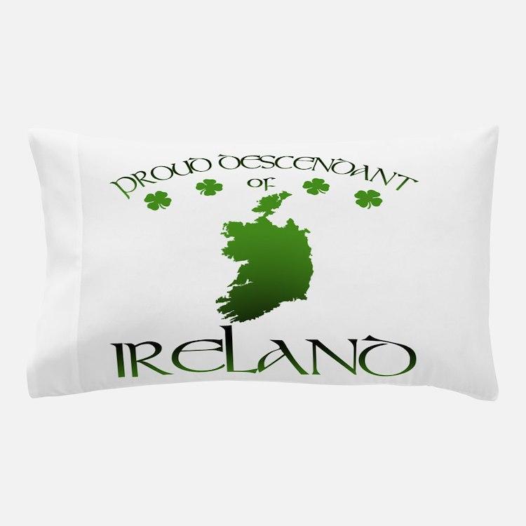 Ireland pride Pillow Case