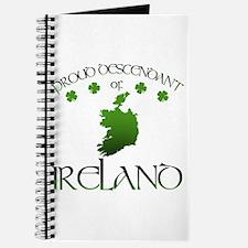 Ireland pride Journal