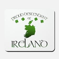 Ireland pride Mousepad