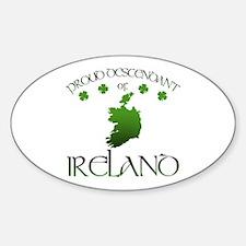 Ireland Pride Decal